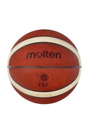 Molten B6g5000 Fıba Onaylı Deri No 6 Basketbol Maç Topu 2