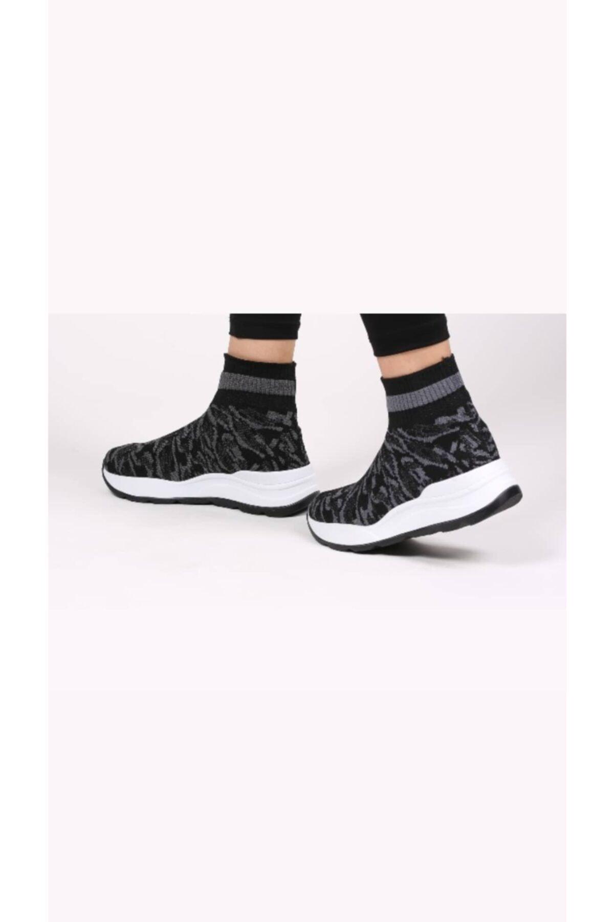 Kadın Triko Çorap Bot