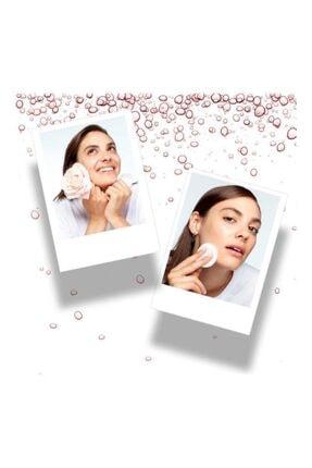 Garnier 2'li Micellar Gül Suyu Kusursuz Makyaj Temizleme & Işıltı 400 ml + Pamukluk Hediye 3