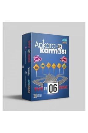 Açı Yayınları Ankara Karması Tyt 06 Deneme 0