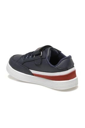 US Polo Assn JAMAL 1FX Lacivert Erkek Çocuk Sneaker Ayakkabı 100911033 2