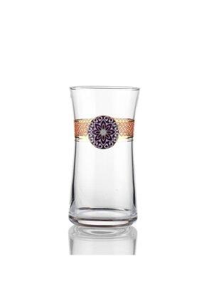 Schafer Mor Spıce Road Meşrubat Bardağı-1 Parça 0
