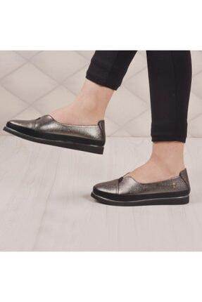 Pierre Cardin Kadın Günlük Ayakkabı Pc-51229 Platin 2