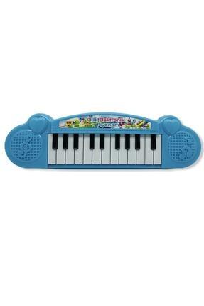 Medska Mavi 22 Tuşlu Sesli Ilk Elektronik Piyanom 0