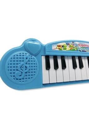 Medska Mavi 22 Tuşlu Sesli Ilk Elektronik Piyanom 2