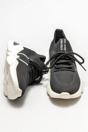 Elle Siyah Kadın Spor Ayakkabı 2