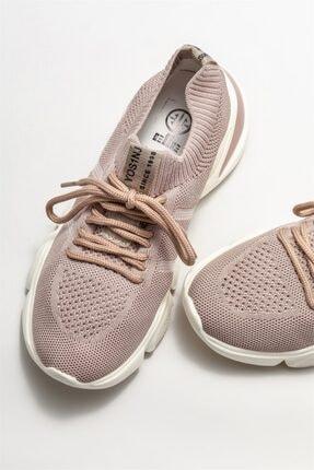 Elle Pembe Kadın Spor Ayakkabı 1