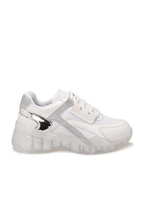Polaris Beyaz Kız Çocuk Fashion Sneaker 101011218 615258.F1FX 1
