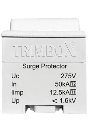 Trimbox B+c Sınıfı 2 Kutuplu Parafudr 0
