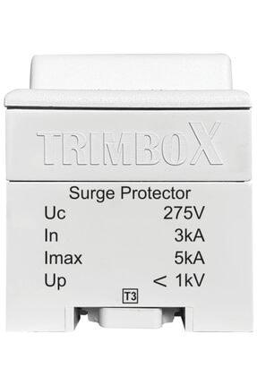 Trimbox D Sınıfı 4 Kutuplu Parafudr 0
