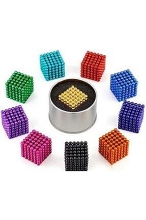 Aberats Manyetik Mıknatıslı Toplar Tek Renkli 216 Adet 0