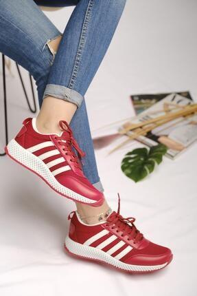 Oksit Kandela File Detaylı Kadın Sneaker 2