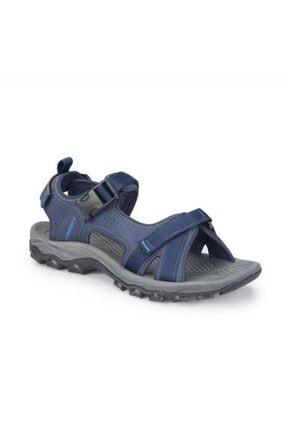 Lumberjack Erkek Lacivert Laggun Comfort Casual Outdoor Spor Sandaleti 0