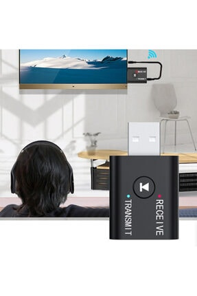 Ally Mobile Ally 2in1 Bluetooth 5.0 Mini Usb Adaptör+fm Transmitter 3