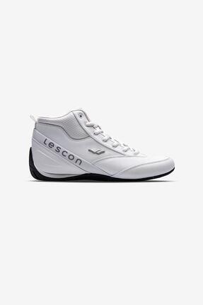 Lescon Kadın Beyaz Sneaker Bot 0