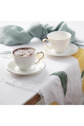 Karaca Orenda 6 Kişilik Kahve Fincan Takımı 0