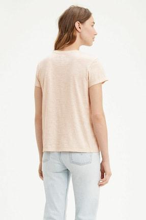 Levi's Kadın Beyaz Pamuklu T-Shirt 39185-0069 1