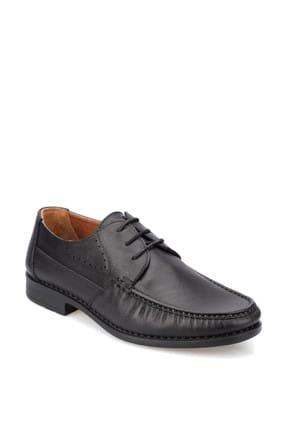Polaris 91.108826.M Siyah Erkek Klasik Ayakkabı 100350386 0