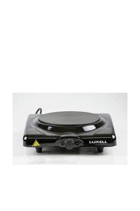 Luxell LX-7115 Tekli Pleyt 1500 Watt Termostatlı Elektrikli Ocak SIYAH 0