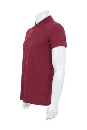 adidas Erkek T-Shirt - Ess Base Polo Erkek T-Shirt Bordo - CZ5974 1