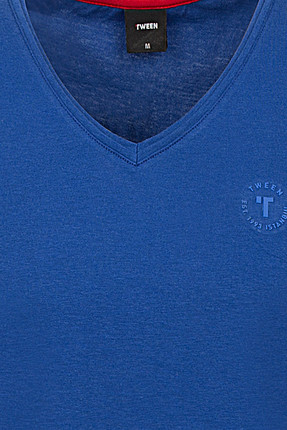 Tween Saks Mavi T-Shırt - 0TC143100128-750 1