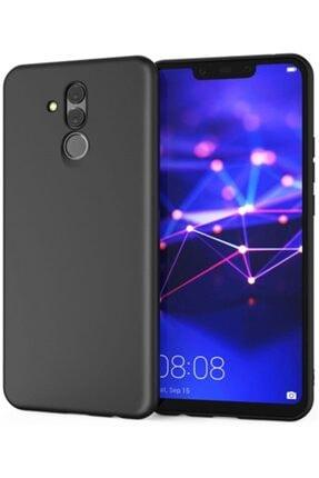 Zengin Çarşım Huawei Mate 20 Lite Yumuşak Silikon Kılıf Siyah 0