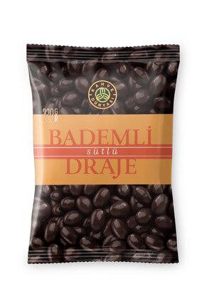 Kahve Dünyası Bademli Draje Sütlü Çikolatalı 200 gr 0