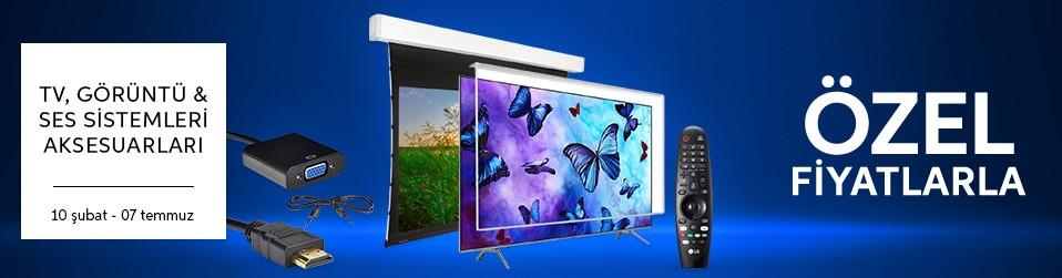 TV, Görüntü & Ses Sistemleri Aksesuarları