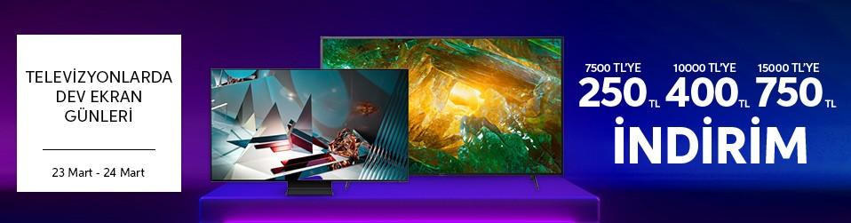 Televizyonlarda Dev Ekran Günleri