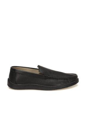 OXIDE CNR91 1FX Siyah Erkek Loafer Ayakkabı 101015709 1