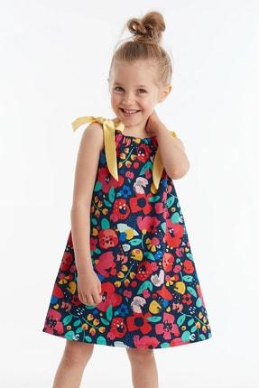 Picture of Bahar Çiçekli Kız Elbise