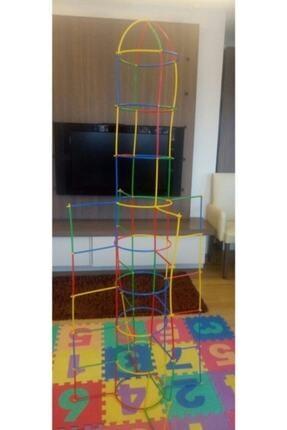 Bundera Süper Bambu Çubuklar Sihirbaz Çubuklar Oyuncak Beyin Geliştirici Eğitici 4d Xl 300 Parça 2