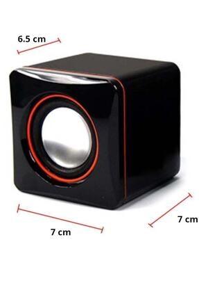 Wonderlust Multimedya 1+1 Mini Pc Hoparlör 2.0 Usb Speaker 2.5w 3
