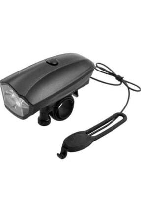 Rectus Elektronik Işıklı Korna 120 Desibel Ses 25 Lümen Işık 0