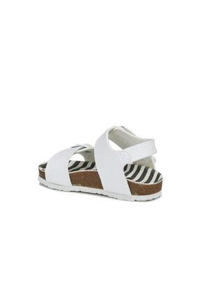 Vicco Bonbon Unisex Bebe Beyaz Sandalet 2