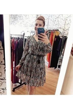 Şifon Elbise ŞİFON ELBİSE 38 BEDEN