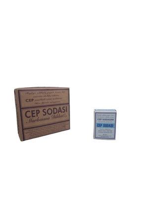 Cep Sodası Karbonat - Sodyum Bikarbonat 90 gr X 10 Kutu 0