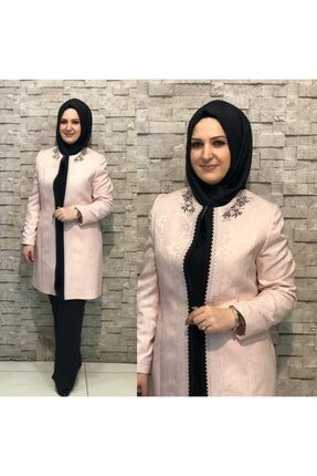 Kadın Pembe Takım Elbise TKME777700