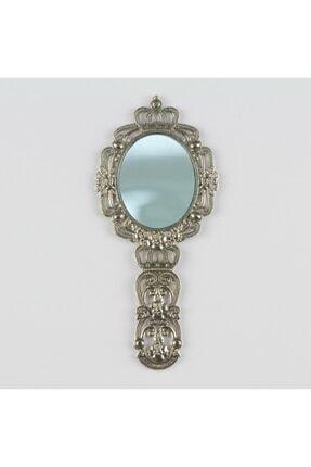 Oval Metal Ayna (el Aynası) PY028011919