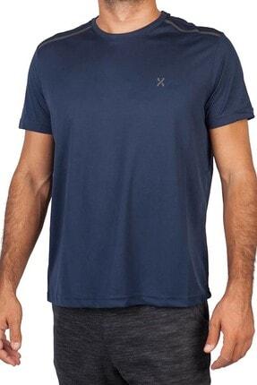 تصویر از Erkek Lacivert T-shirt -