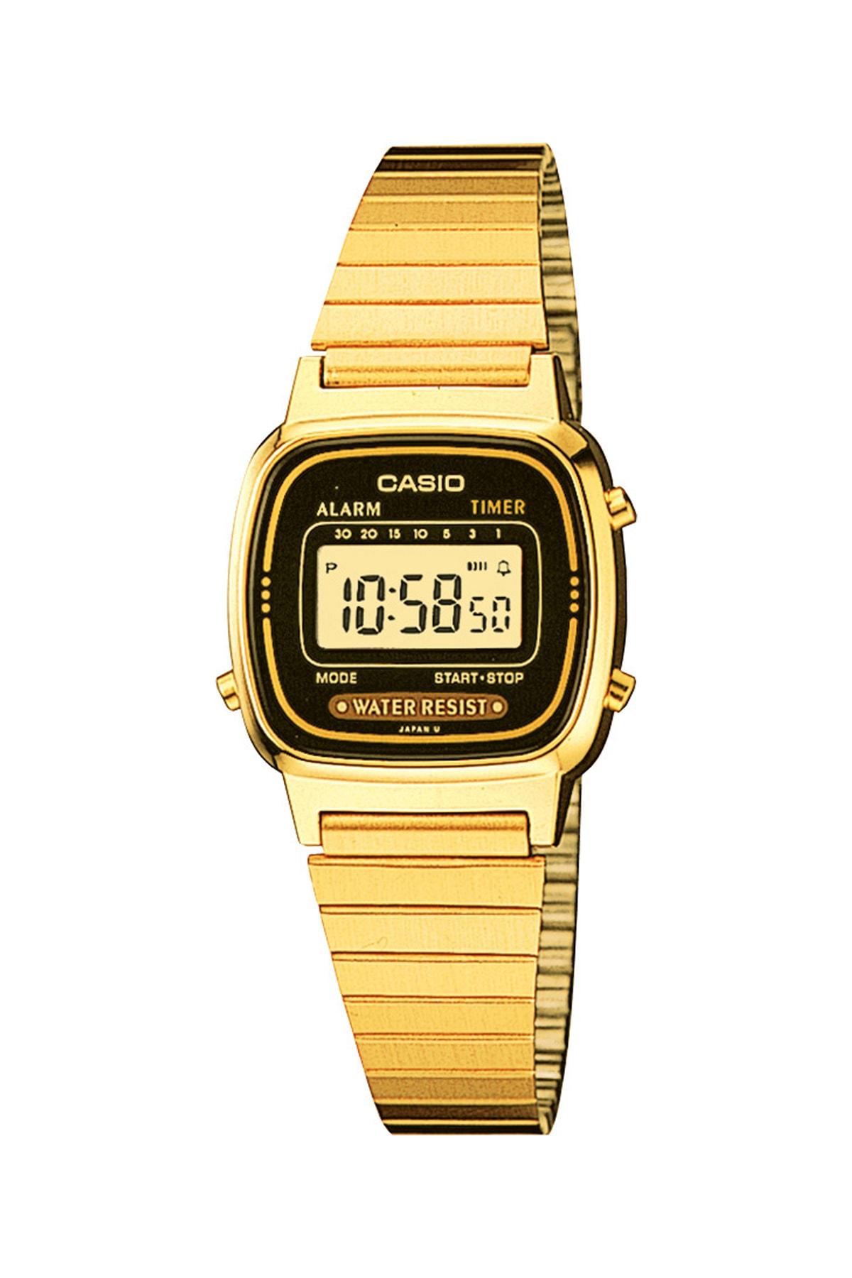 Casio Retro Kadın Kol Saati LA670WGA-1DF 0