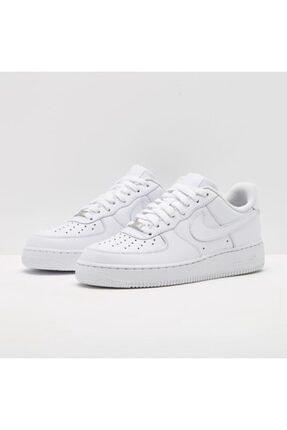 Nike Air Force Beyaz Erkek Spor Ayakkabı 315115-112 0