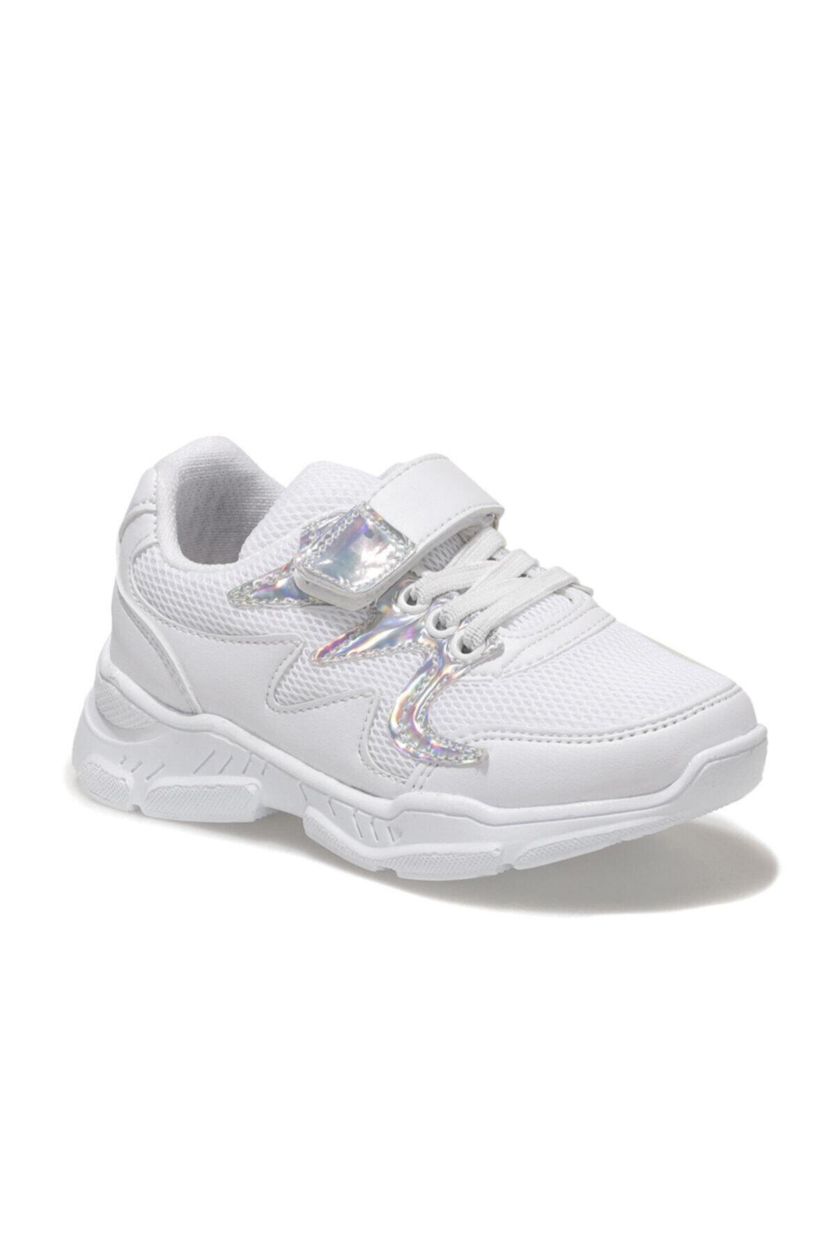 POLLY Beyaz Kız Çocuk Yürüyüş Ayakkabısı 100664304