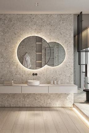 bluecape Monacco  Antre Hol Koridor Duvar Salon Mutfak Banyo Wc Ofis Çocuk Yatak Odası Set Ayna 100 Cm 0