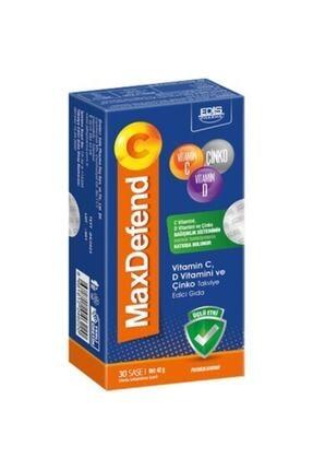 EDİS PHARMA Maxdefend Vitamin C Vitamin D Ve Çinko 0