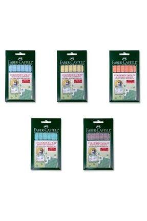 Faber Castell Faber Tack-it Hamur Yapıştırıcı Karışık Renk 50 gram (5130187093) Kampanyalı 0
