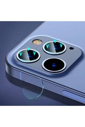 Baseus Iphone 12 Pro 6.1-pro Max 6.7 Uyumlu  Tempered Kamera Lens Koruma Camı 4