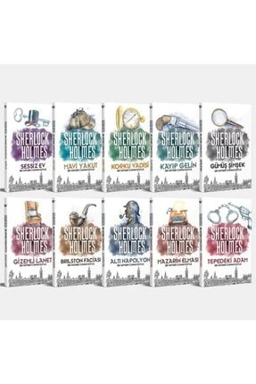 Halk Kitabevi Sherlock Holmes Seti - 10 Kitap 0