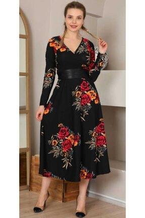 Kadın Siyah Elbise phtc146