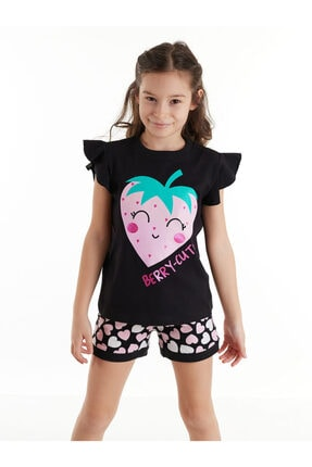 Picture of Berry Cute Kız Şort Takım